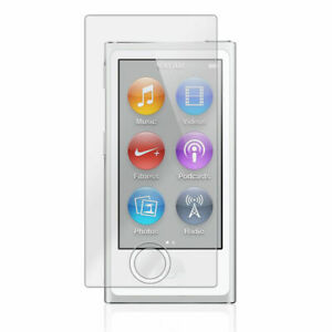 High-Quality Tempered Glass Screen Protective Film for iPod Nano 7th/8th Gen