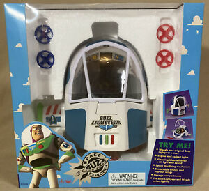 Toy Story Buzz LightYear's Space Explorer New In Box ThinkWay Toys 1996 Disney