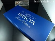 Lot of 5 Boxes Invicta Special Edition Watch Boxes