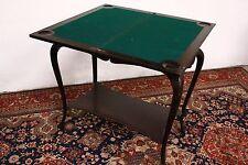 Tavolo da gioco apribile / contenitore, metà del '900 / old / table / legno