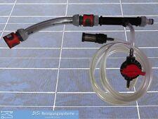 HD Chemieinjektor Ansaugung Saugseit <18l/min Reinigungsmittel Hochdruckreiniger