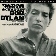 Bob Dylan - The Times They Are A-Changin SACD Mfsl NEU