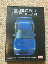 Subaru Impreza Story DVD Documentary. Duke DVD Production