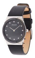 BERING Damen Armbanduhr Keramik Schwarz 32230-442