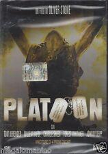 Dvd **PLATOON** con Johnny Depp di Oliver Stone nuovo 1987