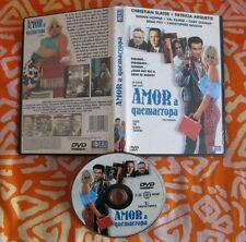 AMOR A QUEMARROPA - DVD Castellano (guión de Quentin Tarantino)