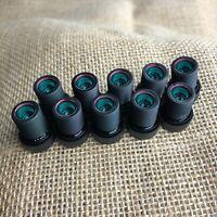 Lenoptec 4.7-9.6mm Megapixels Low Distortion M12 x 0.5 Small Lenses  Lot of 10