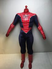 Spider-Man Tobey Maguire Custom Raimi Movie SUIT ONLY 1/12 Mezco