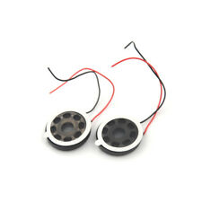 5pcs 20mm Round 8Ohm 1W Micro Audio Speaker Stereo Loudspeaker NN