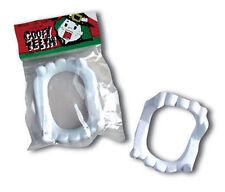 HALLOWEEN Plastic Vampire Teeth (Pack of 144)  (LAST ONE)