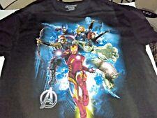 Captain America Marvel Comics Avengers Age Ultron Tshirt Jersey Tanktop XL