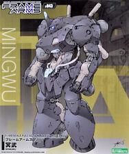 KOTOBUKIYA MINGWU FRAME ARMS 1/100 PLASTIC MODEL FROM JAPAN