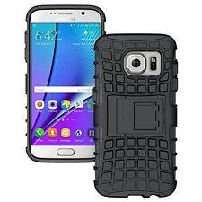 Étuis, housses et coques noir en plastique rigide Samsung Galaxy S7 pour téléphone mobile et assistant personnel (PDA)