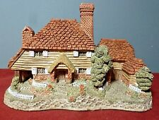 "1985 Hand Painted ""Kent Cottage"" by David Winter ~ Made in Great Britain"