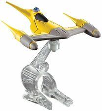 HOT WHEELS STAR WARS STARSHIP SERIES NABOO N-1 STARFIGHTER VEHICLE
