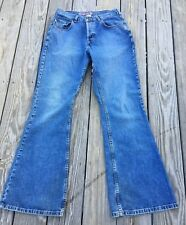 Silver Jeans Mens Size 30/33 Button Fly Cotton Boot Cut Used