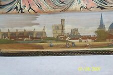 The Book of Common Prayer fore-edge Painting Newberry, 1767 Oxford U.K.