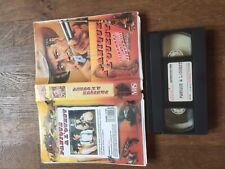 CASSETTE VIDEO VHS  CINEMA panique a l ouest western