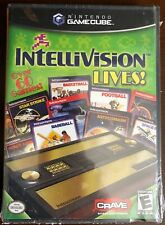 Intellivision Lives! (Nintendo GameCube, 2004) NIS