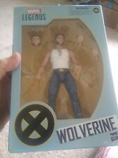 Marvel legends wolverine figure rare and new Amazon exclusive