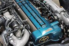 JDM Toyota Aristo Supra 2JZ GTE VVTI Twin Turbo Engine 2JZGTE Motor Trans