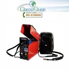 Saldatrice a filo NO GAS compatto 95amp TecnoWeld By Awelco - MINI MIG 11002