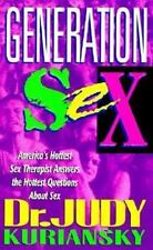 Excellent, Generation Sex: America's Hottest Sex Therapist Answers the Hottest Q