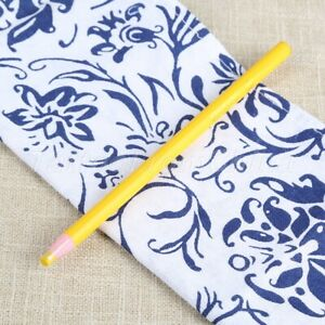 1/6Pc Marking Pencil Cutting Free Tailor Convenient Sewing Tool 6 Color Portable