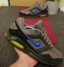 Nike Air Max Navigate◾2013◾Mens Size 11.5◾Dark Grey/Blue/Black◾454251-011◾🔥🔥🔥