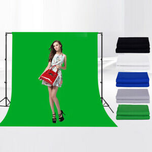 Photo Photography Backdrop Background Cloth Green Screen For People Shoot Studio