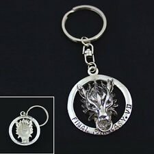 Cool ! Final Fantasy VII ADVENT CHILDREN Logo Key Ring Chain Brand New