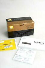 Mb-D12 Box & Manual Only