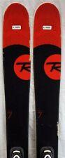 14-15 Rossignol Sin 7 Used Men's Demo Skis w/Bindings Size 164cm #819695