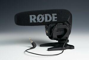 Rode VideoMic Pro Shotgun/On-Device Wired Microphone