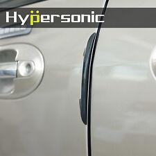 Hypersonic Car Door Edge Guard Auto Protector Molding Strip Trim 2Pcs 16*145mm