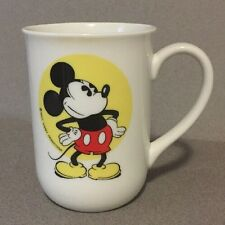 Vintage Disney World/ Disneyland Coffee Mug Mickey Mouse made in Japan