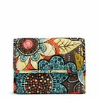 Vera Bradley Factory Exclusive Euro Wallet