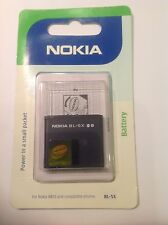 Battery Nokia Originale-bp-5x- 8800 Scirocco in BLISTER
