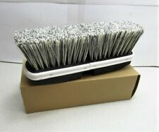 """10"""" Flo-Thru Brush FLGGD Styren 3646600 Carlisle? New Gray Color"""