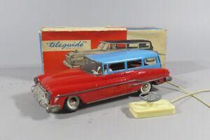 T 82997 Break Teleguide Auto in Originalverpackung