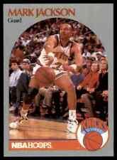 1990-91 NBA HOOPS MENENDEZ BROTHERS FRONT ROW / MARK JACKSON #205 FREE SHIPPING
