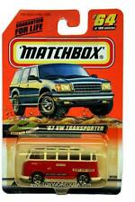 1999 Matchbox #64 Science Fiction 1967 Volkswagen Transporter