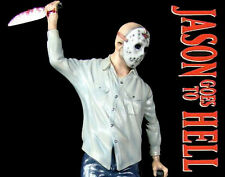 .Movie Classic Horror Friday 13th 1/8 Jason Voorhees Figure Vinyl Model Kit 10in