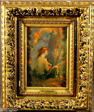 IMPRESSIONISTIC FRENCH PAINTING from CLARKS AUCTION BIG WRITEUP IN NEWTOWN BEE