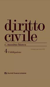 Bianca L'obbligazione Vol.IV Ed 2019