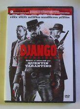 DVD DJANGO UNCHAINED - Leonardo DiCAPRIO / Christoph WALTZ - TARANTINO  - NEUF