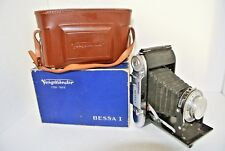 Voigtlander New Bessa 1, New In Original Box Including Leather Case