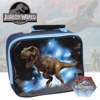 Universal Jurassic World Kids Lunch Box Jurassic Park School Lunch Bag Dinosaur
