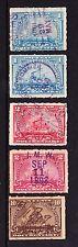 USA: revenue stamps R163, R164 + R168