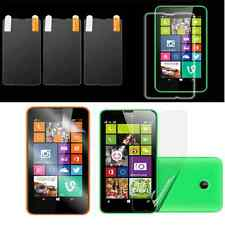 3PCS Popular HD Clear Screen Protector Guard Film For Nokia Lumia 630 635 TR86